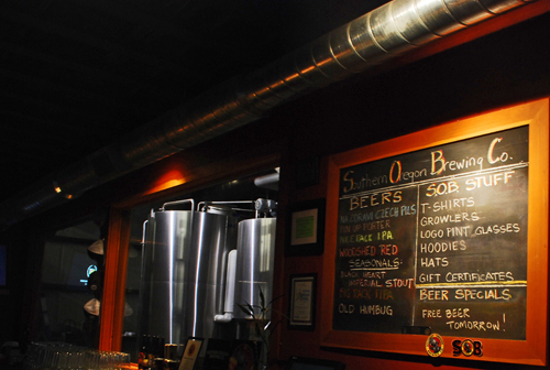 Southern Oregon Brewing Company