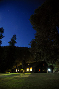 Black Bar Lodge on the Rogue River