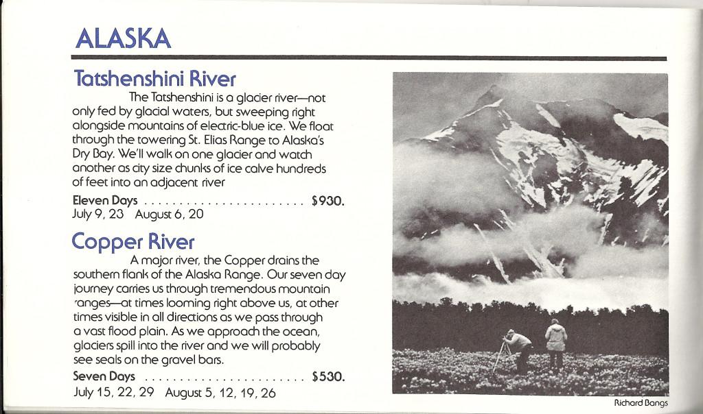 Outdoor Adventures Brochure
