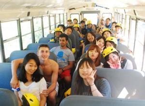 School Group Rafting