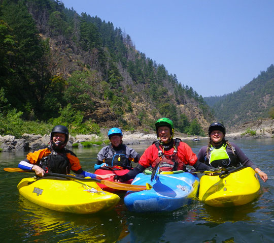 Rogue River Kayaking Trips