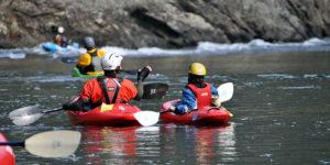 Rogue River Kayaking