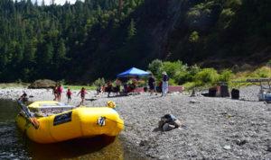multi-day river trips